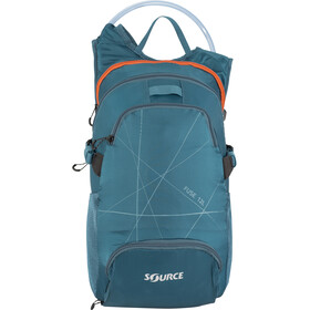 SOURCE Fuse Hydration Pack 3+9l coral blue